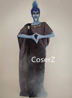 Custom Hades Costume, Hades Cosplay Halloween Costume for Adult – Coserz