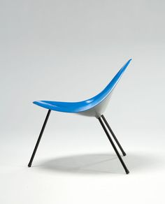 Tripod Chair Designed by Poul Kjaerholm | From a unique collection of antique and modern side chairs at https://www.1stdibs.com/furniture/seating/side-chairs/