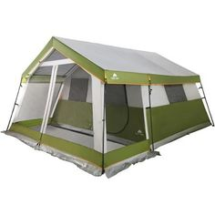$174 +$28 for 4year care plan Ozark Trail 8-Person Family Cabin Tent with Screen Porch