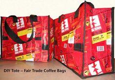 DIY Tote Bag Pattern - Ten Thousand Villages