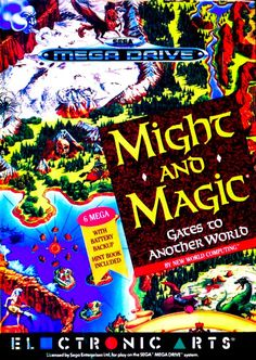 Might and Magic: Gates to Another Wold