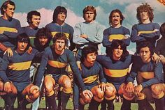 Boca 1975 Argentina Football, 1975, Football Team, Retro, Grande, Movies, Movie Posters, Classic, Photos