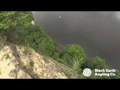 ▶ Black Earth Wisconsin Angling - YouTube