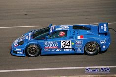1994 Le Mans Bugatti EB110 SS