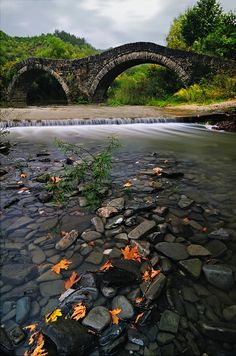 Zagori, Epirus, Greece Photo by Maria Kaimaki |