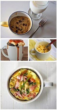 Coffee Mug Recipes