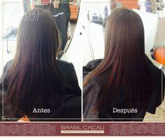 Una linda demostración realizada a nuestra clienta Karina ...