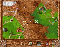 The Settlers premier jeu sur le pc de mon pere des heures passer a y jouer