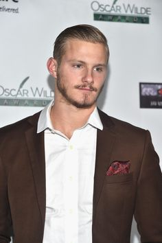 Alexander Ludwig Photos - Actor Alexander Ludwig attends the TOM FORD Autumn/Winter 2015 Womenswear Collection Presentation at Milk Studios in Los Angeles on February 20, 2015. - Tom Ford Presents His Autumn/Winter 2015 Womenswear Collection At Milk Studios In Los Angeles - Red Carpet