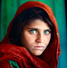 Sharbat Gula was the subject of Steve McCurry's Afghan Girl. ... At the Nasir Bagh refugee camp in 1984