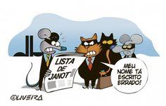 Lista de Janot...