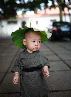 La Festa più bella. Un #cappello eco-originale | #hat #kid #chinese (da Biblioteca Estremo Oriente su FB)
