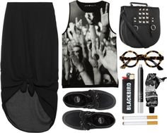 """""""festival nights"""" by rosiee22 ❤ liked on Polyvore"""