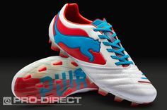 Puma Football Boots - Puma PowerCat 1 SL FG - Firm Ground - Soccer Cleats - Metallic White-Orange.com-Hawaiian Ocean