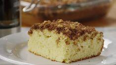 Brunch Recipe How-To: Overnight Coffee Cake
