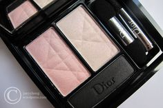 Dior 3 Couleurs Glow In 851 Pink Glow By joey'space