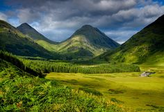 Glen Etive    Glen Etive, near Glencoe, possibly my favourite place in the Highlands, this is Scotland