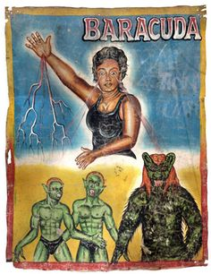 Ghanaian Movie Poster