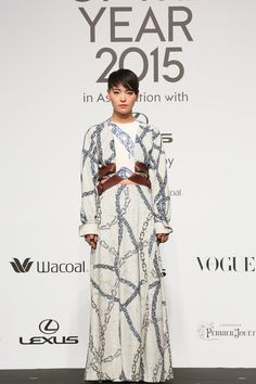 Koharu Sugawara Photos - VOGUE JAPAN Women of the Year 2015 - Zimbio