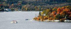 Cedar Point, Williams Bay Wisconsin on Geneva Lake