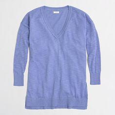 <ul><li>Cotton.</li><li>Hits at waist.</li><li>Three-quarter sleeves.</li><li>Machine wash.</li><li>Import.</li></ul>