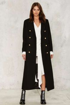 Captain Obvious Wool Coat Maxi Coat, Captain Obvious, Puffer Jackets, Wool  Coat, f9fcc612cb