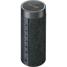 iLive ISWFV387G WiFi Wireless Speaker with Amazon Alexa - Dark Gray