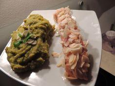 WONDER FOOD WONDER LIFE: Pomysł na łososia w migdałach