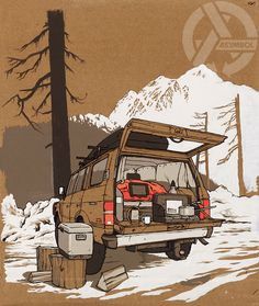 Mt. Baker Park & Ride by Adam Haynes | Asymbol
