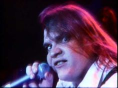 On a hot summer night would you offer your throat to the wolf with the red roses?  This Meatloaf track is for all of you who remember those words!