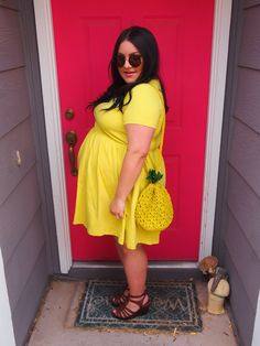 The Curvy & Chic - Maternity Style