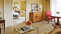 Four Seasons Dublin - luxury hotel experience with concierge services from Luxury Ireland