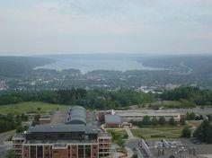 Oxford, Ohio, the quintessential college town. #MiamiOH ...