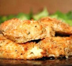 "Weight Watchers' Parmesan Chicken: ""Super yummy! The chicken was so tender and juicy. I will definitely be making this again."" -Janwar"