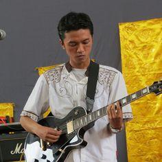 Guitarist - @wahyoehari