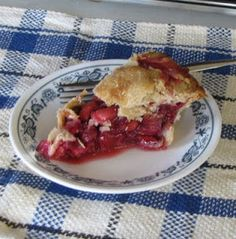 Crabapple Pie.  :-)  We just ordered Crabapple trees to try our hand at them.  Searching for good Crabapple recipes . . . :-)  Looking forward to making jam etc. :-)