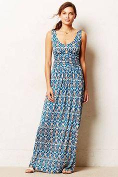 Tidal Maxi Dress by Vanessa Virginia