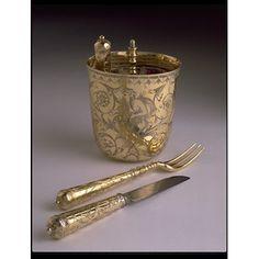 Canteen set, London, 1690