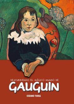 """Aventurero, inconformista y luchador, Paul Gauguin abandonó la civilización y la cultura de Occidente a la búsqueda de la belleza y la pureza de los pueblos primitivos. Luchó incansablemente para encontrar la autenticidad en su vida y en su arte. Su estilo """"primitivo """" rompió con el realismo, impresionismo y neo-impresionismo, y marcó el inicio del vanguardismo del siglo XX."""