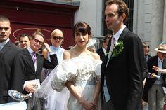 caroline sieber & fritz von westenholz' wedding
