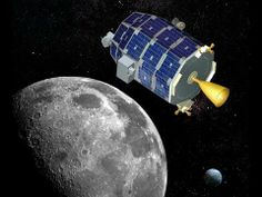 NASA's LADEE Spacecraft Begins Science Operations.  Collecting Samples of the Moon's Atmosphere!
