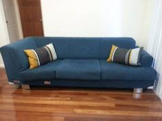 Large Comfortable Corner Sofa Set, Good Condition + Free Cushions   Sofas   Gumtree Australia Ku-ring-gai Area - Killara   1117435582 Corner Sofa Set, Free Recycle, Sofas, Cushions, Couch, Ring, Furniture, Home Decor, Sofa