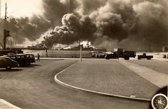 Apparently these pictures were found in an attic recently from a retired serviceman, pics of Pearl Harbour as it happened, simply horrifying!!!