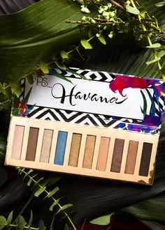 primark beauty havana make-up range