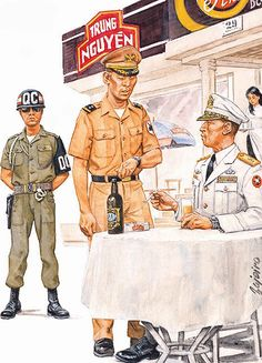 Military Police, Military Art, Military History, Military Uniforms, Uniform Insignia, Good Morning Vietnam, Army Humor, Osprey Publishing, Vietnam War Photos