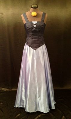 Vanessa Human Ursula The Little Mermaid Replica by CosplayCupcakes, $150.00