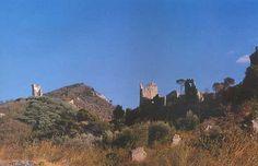Sarno Longobards Castle Italy