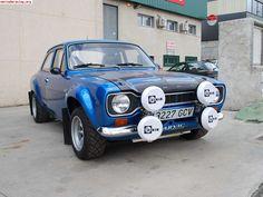 ford escort mk1 - Venta de Vehículos y Coches Clásicos