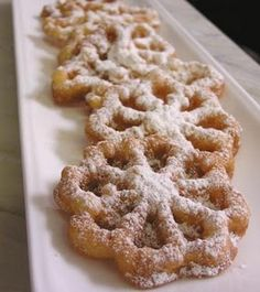 Scandinavian Christmas treats.