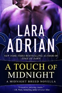 Book Nook Nuts: Review - 5 Stars - A Touch of Midnight (Midnight B...